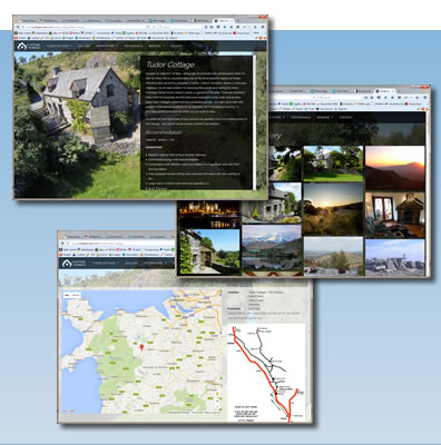 Featured Site - A Cottage in Wales