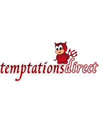 Temptations Direct - Logo Design